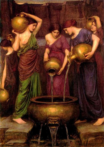 L'Europe impopulaire - Page 19 .Danaides_Waterhouse_1903_m