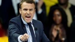 [ILLUSTRATION Macron]