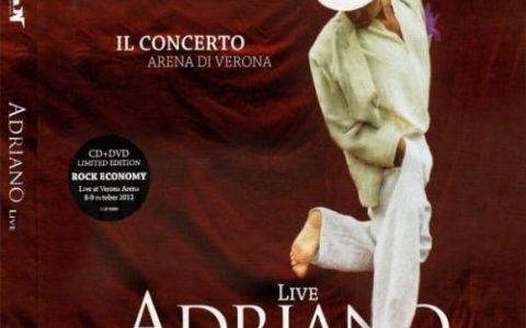 Adriano Celentano : le monde est toujours aussi mauvais… mais la musique est bonne !