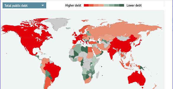 Les États-Unis et l'Irlande sont en faillite