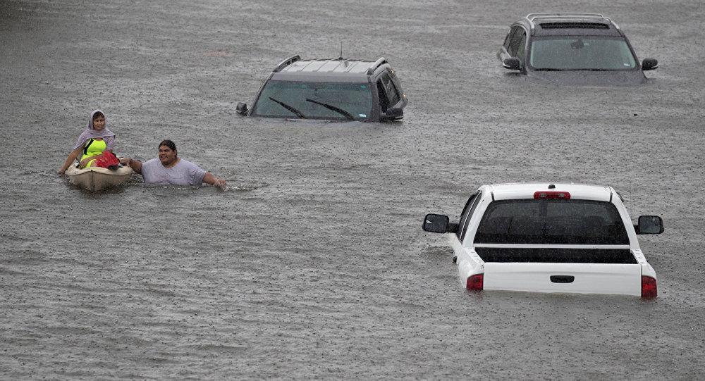 Inondation Texas