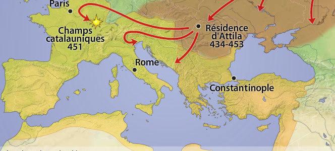 Il ne faut pas confondre les grandes migrations et les «très grandes migrations»