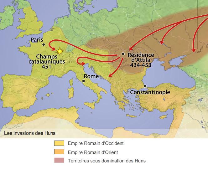 """Il ne faut pas confondre les grandes migrations et les """"très grandes migrations"""""""