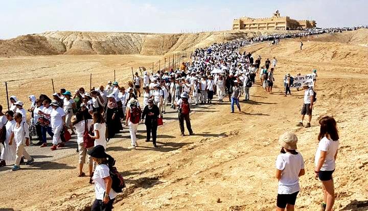Celles qui font le monde d'après : «Women Wage Peace», des milliers de femmes en marche pour la paix