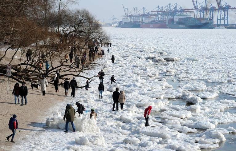 catastrophe climatique