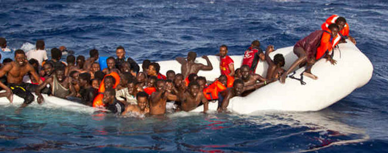 Réfugiés indésirables : exterminez-moi tous ces négros !