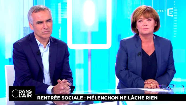 Guerre de l'information : la France insoumise prend un net ascendant