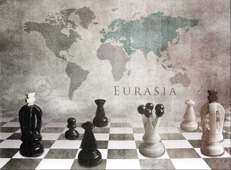 Nouvelles d'Eurasie par le Grand jeu
