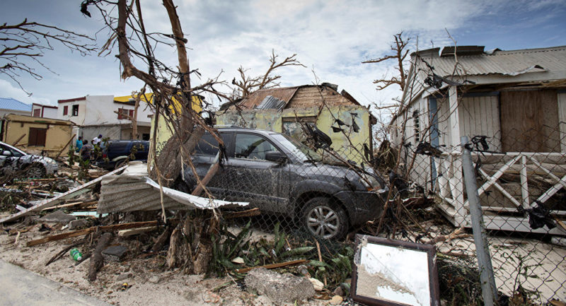 Ouragans : trois manières de réagir à un cataclysme climatique