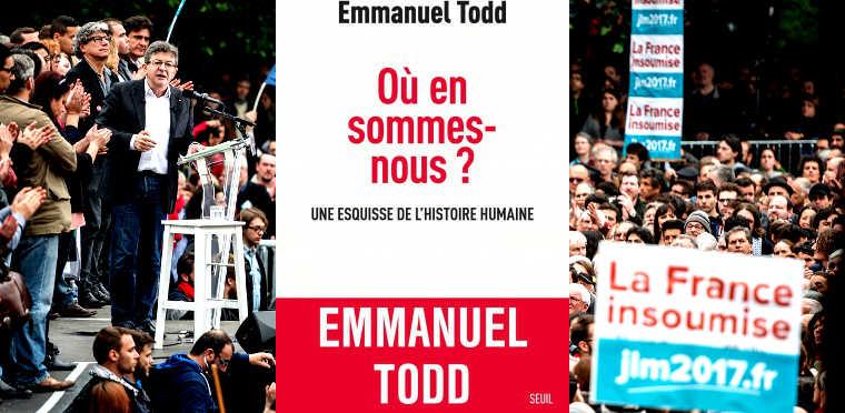 LFI : La France insoumise se lance - Page 2 Todd-FI