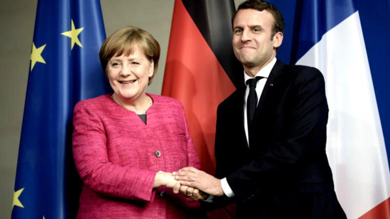 Merkel-Macron : l'union de la carpe et du lapin