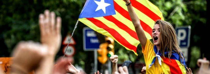 Déclaration d'indépendance de la Catalogne : 1 minute 34 pour l'Histoire !