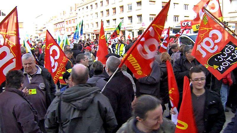 France insoumise : rompre avec les syndicats du monde d'avant
