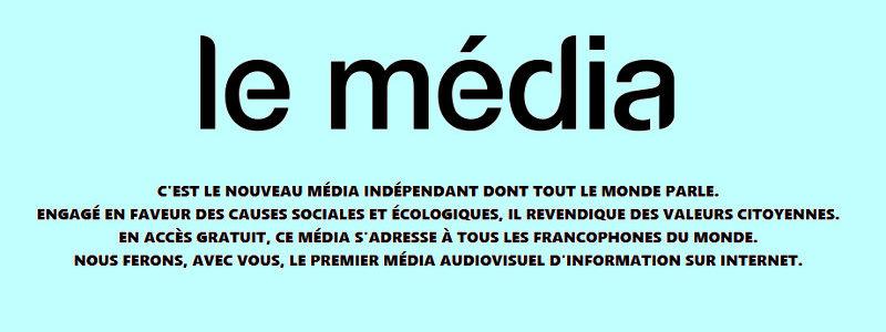 Le Média appartiendra à ses «socios»… c'est-à-dire nous !