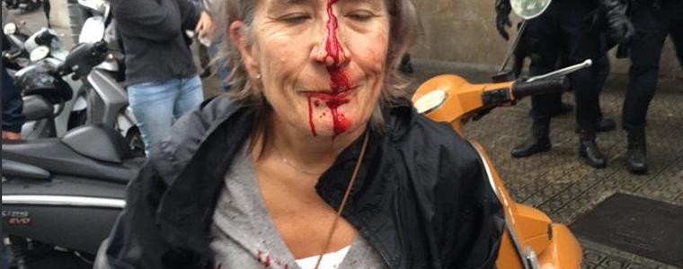 Catalogne : la démocratie européenne prend des pains dans la gueule