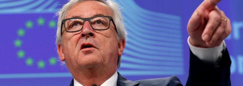 Catalogne : Jean-Claude Juncker fait une déclaration explosive