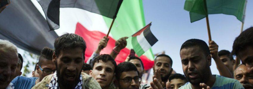 """Robert Fisk : «Nous saurons bientôt ce que """"l'unité"""" signifie pour les Palestiniens»"""
