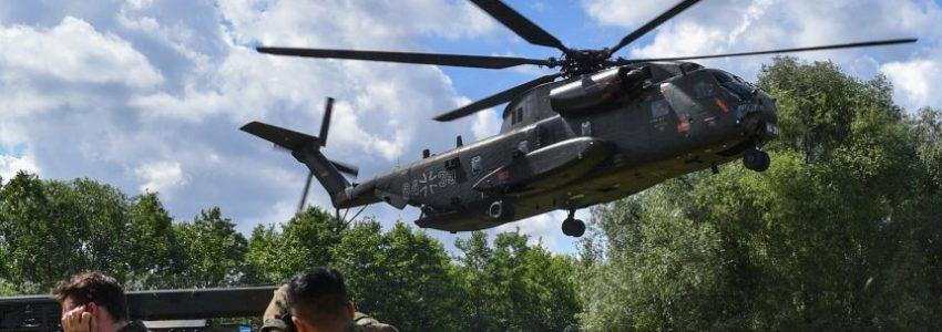 Réalisme allemand : l'armée allemande envisage la désintégration de l'UE