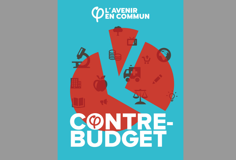 """Le contre-budget de la France insoumise """"pour l'intérêt général"""""""