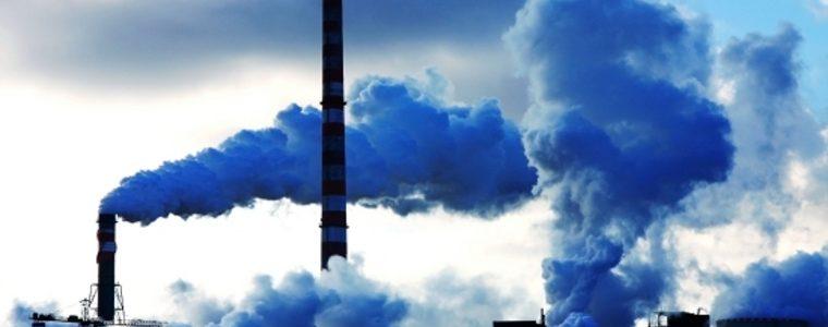 Climat : évolution de la concentration de CO2 dans l'atmosphère