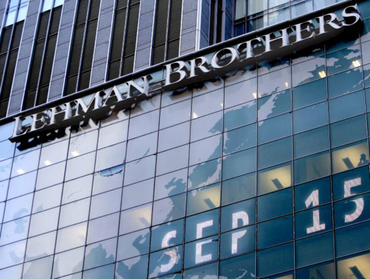 Lehman Brothers 15 sept 2008