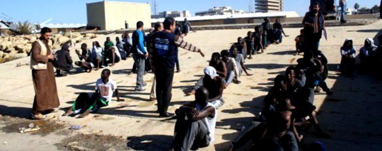 Avec la complicité de l'Europe : des marchés aux esclaves en Libye