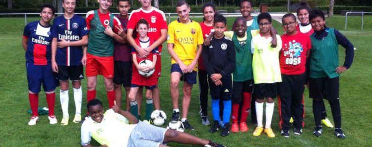 Comment le foot bonifie les résultats scolaires