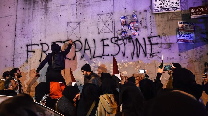 Jérusalem propulsée capitale d'Israël : l'aveu d'échec d'un Empire humilié