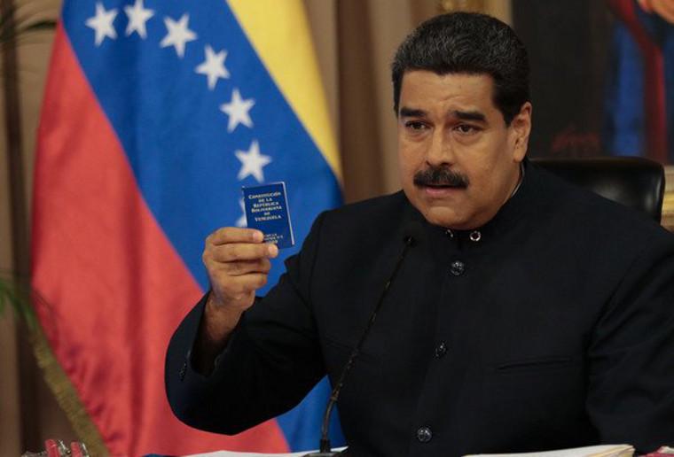 Maduro constitution