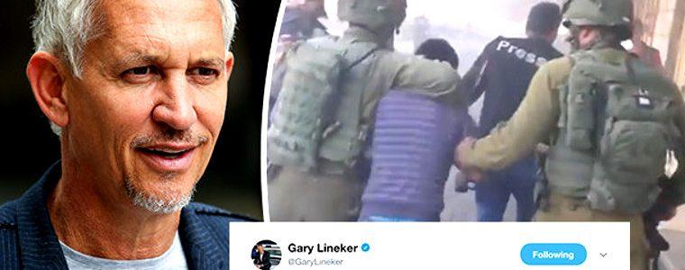 Le footballeur et les écœurantes saloperies de l'État d'Israël