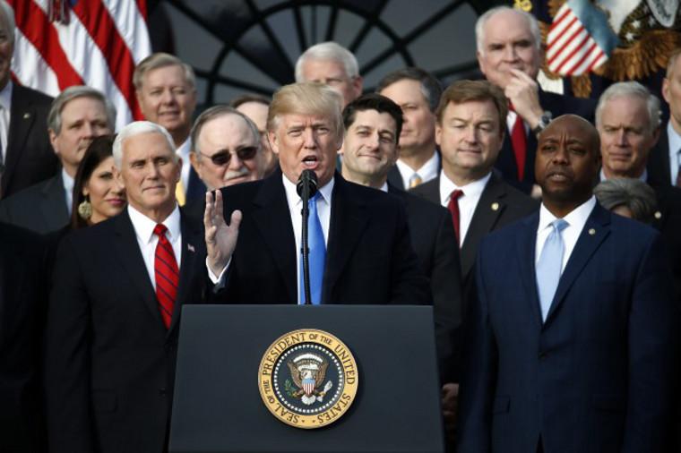 Le parti Républicain précipite les USAdans la ploutocratie