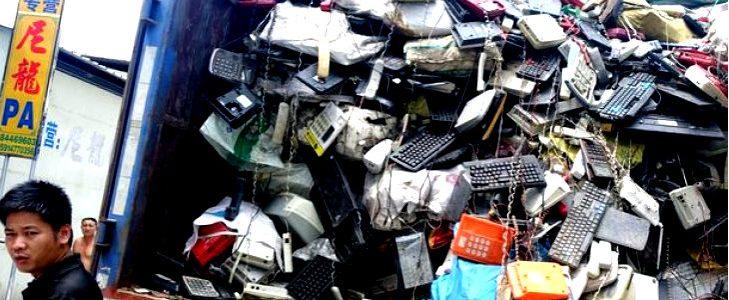 Écologie : la Chine ferme sa poubelle… les pays riches paniquent