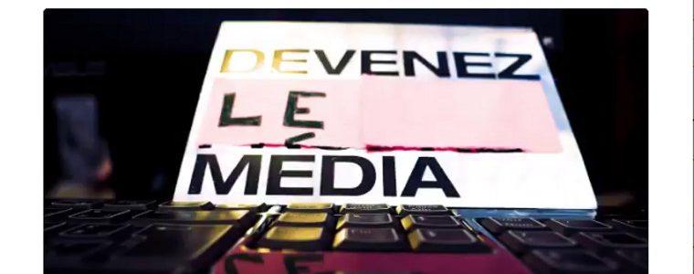 Le Média à l'assaut du cadenas politico-médiatique