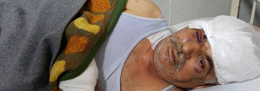 Robert Fisk : à Afrin, les victimes sont les réfugiés, les bébés, les femmes et les enfants