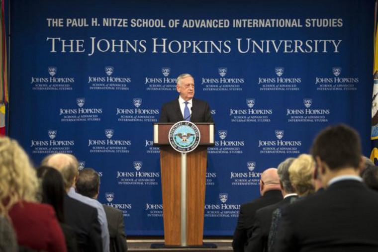 Pentagone : Chine et Russie, menaces plus sérieuses que le terrorisme