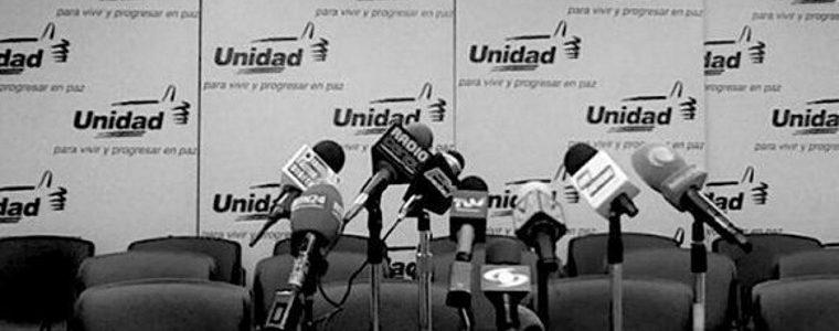 Venezuela : l'interdiction d'un parti qui n'existe pas