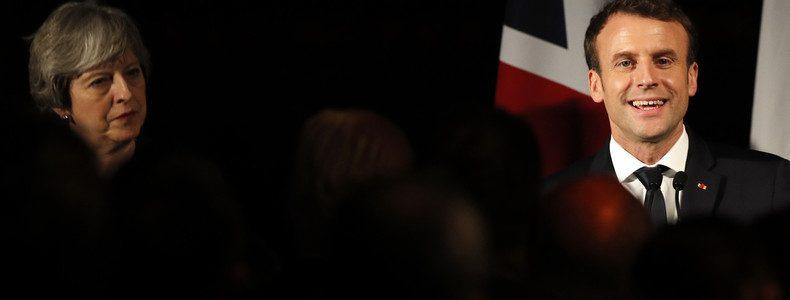 Macron avoue à la BBC que les Français voteraient pour la sortie de l'UE !