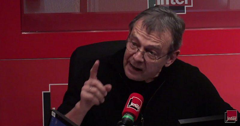 Pierre Lemaître : « Bonne année, mes très chers riches »
