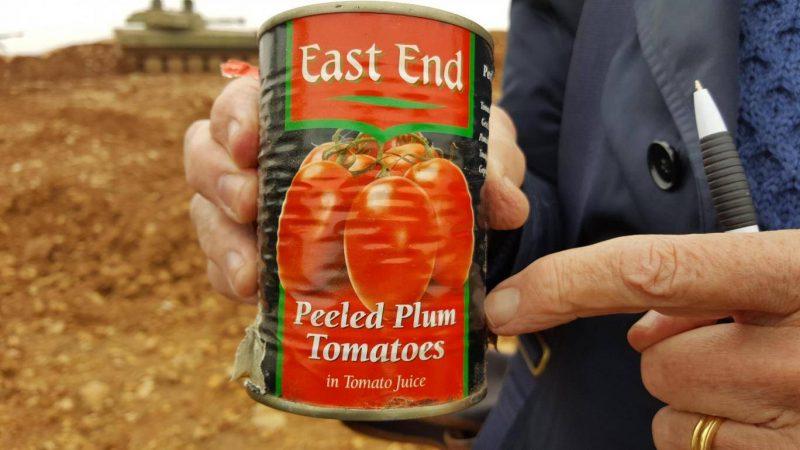 Robert Fisk : une boîte de conserve britannique en zone contrôlée par l'EI
