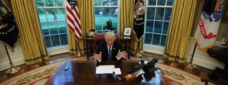 Robert Fisk : Trump n'apportera pas la paix au Moyen-Orient cette année, bien au contraire