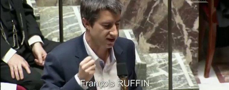 Les uppercuts de François Ruffin face à des godillots apathiques