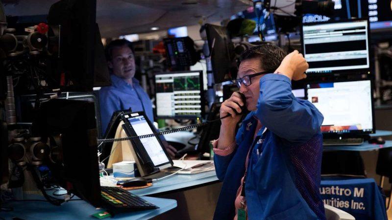 Re-badaboum : le Dow Jones cède jusqu'à -10% en une journée !