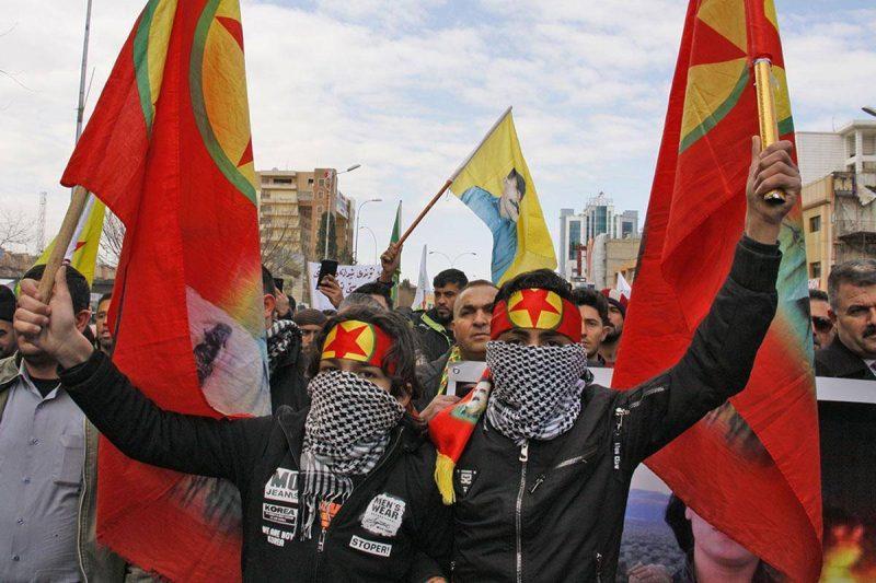 Robert Fisk: un étrange médecin kurde sur la ligne de front syrienne