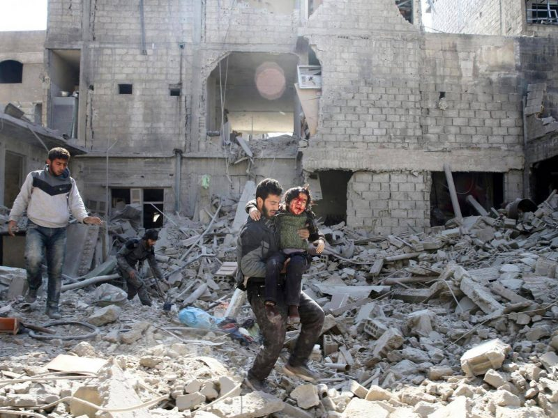 Robert Fisk : l'Occident ne fera rien pour secourir les civils de la Ghouta