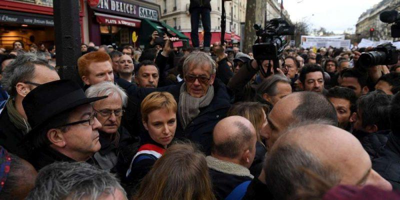 La Marche blanche consacre la rupture entre antisémitisme et antisionisme