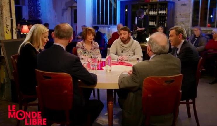 Une émission politique modèle : Le Monde libre d'Aude Lancelin
