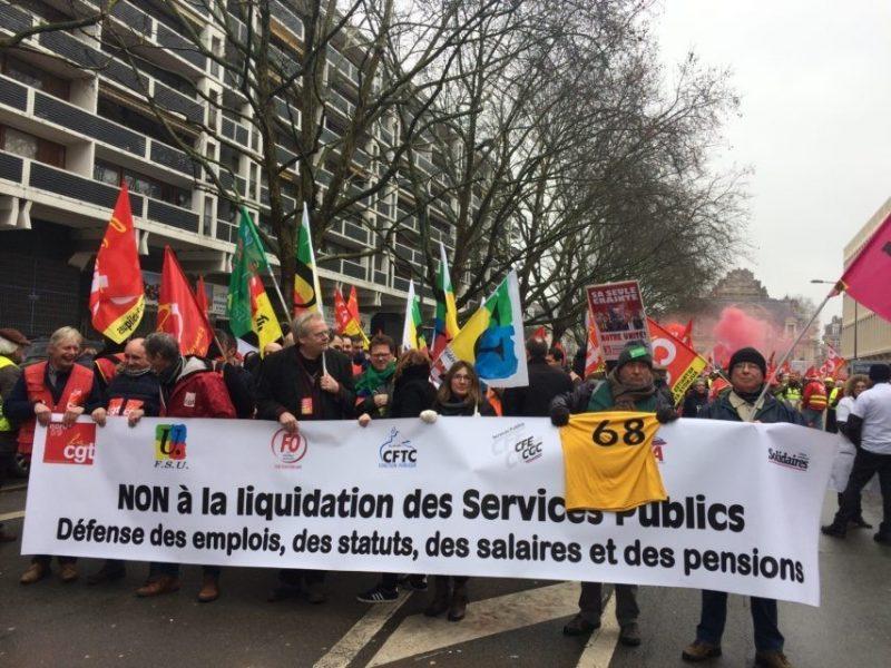 Grève du 22 mars : tout commence (ou s'arrête) le 23