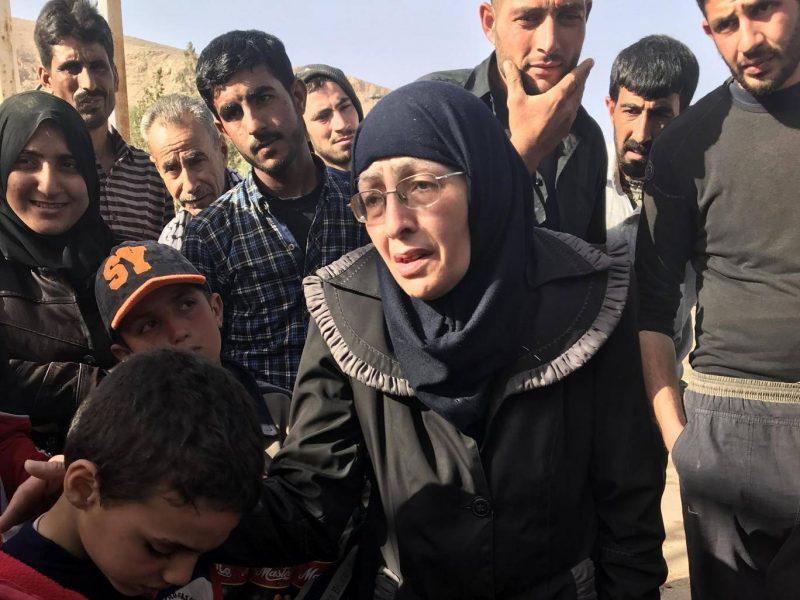 Robert Fisk au cœur de la Ghouta: voici les visages de ceux qui ont souffert