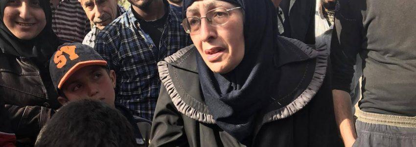 Robert Fisk au cœur de la Ghouta : voici les visages de ceux qui ont souffert