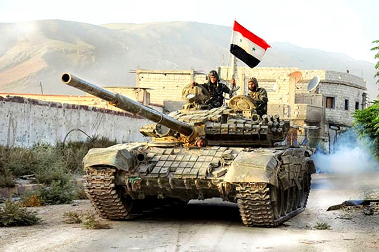 Le Grand jeu : Ghouta goutte